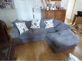 Two L shaped sofas in excellent condition