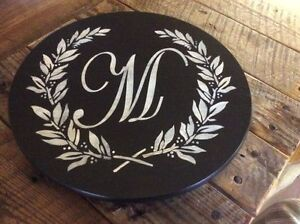 Lazy Susan, Serving Trays, Chalkboard Serving Platter