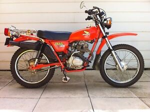 Honda Trail ct 125 or Honda xl 125