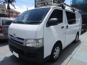 Toyota Hiace 2007 LWB Van Rent To Own – $260 per week Rent to Own Mount Druitt Blacktown Area Preview