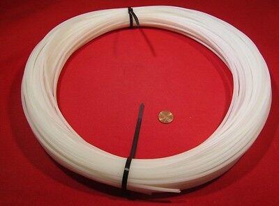 Hdpe High Density Polyethylene Welding Rod 316 Dia .187 Nat. White1lb