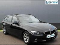 2013 BMW 3 Series 320D EFFICIENTDYNAMICS TOURING Diesel black Manual