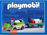 Playmobil Airport Luggage Truck 3212