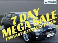 2013 BMW 1 Series 116I SE Petrol black Automatic