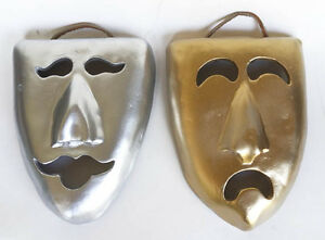 Masks Comedy and Tragedy  ---PIERREFONDS--- West Island Greater Montréal image 1