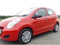 2010 Suzuki Alto Sz,5dr,£20 Road Tax,Cheap Insurance,New Mot,FSH