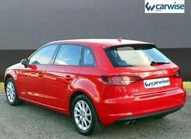 2013 Audi A3 TDI SE Diesel red Manual