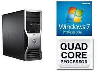 Ordinateur Bureau - Dell Precision T3400