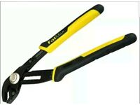 Stanley FatMax Groove Joint Pliers 75mm Capacity 300mm 084649