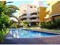 Apartment holiday rental, costa blanca, spain