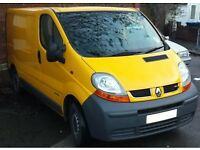 WERY GOOD RENAULT TRAFIC 1,9 100PS AC 6 SEATS