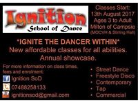 Ignition School of Dance - Milton of Campsie