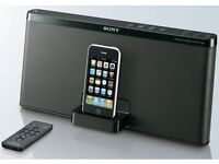 Audio iPhone and iPod Speaker Dock by Sony with Remote