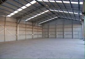 Variety Of Industrial Sheds For Let
