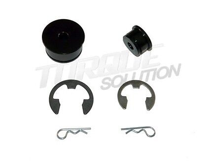 Torque Solution Shifter Cable Bushings Mitsubishi Eclipse 3g 2005 05