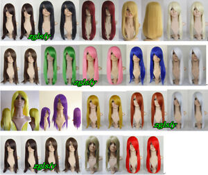 NEW-fashion-hot-18-colors-straight-cosplay-party-women-girls-full-hair-wigs-24