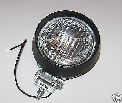 L755h12v Work Head Lamp Light John Deere Case Ih Allis Chalmers 12 Volt H3 Bulb