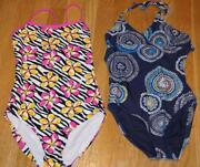 Girls Swimsuit Size 14