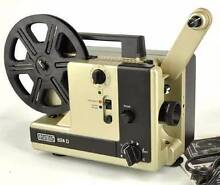 Eumig 624D Super 8 Movie Projector 624 D Beulah Park Burnside Area Preview