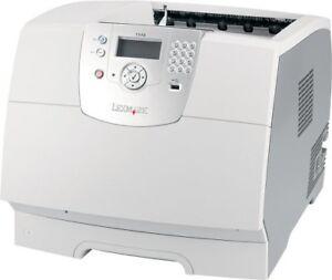 Lexmark Laser Printer w/ Bonus Ink Toner