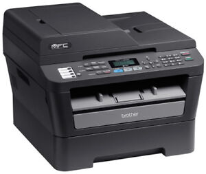 Brother MFC-7460DN Monochrome Laser Multi-function