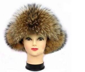 2b3bfffbe6f Raccoon Fur Hat