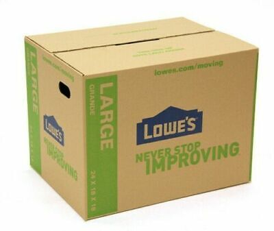 Large Cardboard Boxes 24 X 18 Storage Moving Shipping Packing Mail Pack Of 5