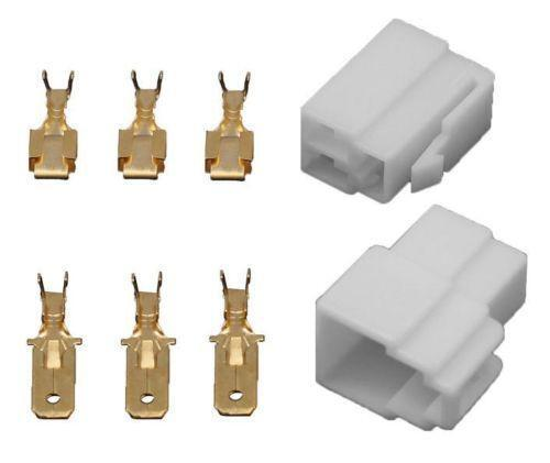 stecker 3 polig ebay. Black Bedroom Furniture Sets. Home Design Ideas