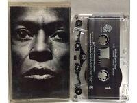 Miles Davis Tutu, ORIGINAL Tape Cassette