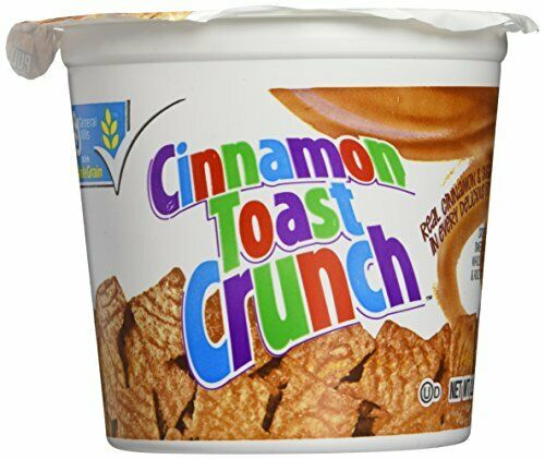 Cinnamon Toast Crunch, 2 Oz, 6 Cups