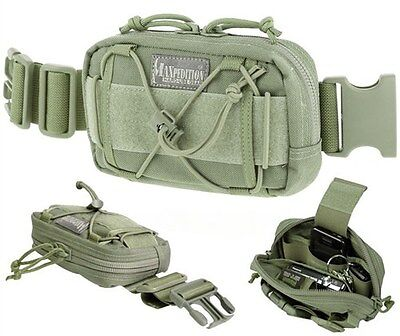 Maxpedition Janus Extension Pocket Foliage Green Pack 8001F