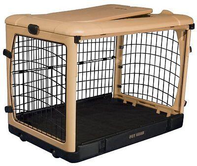 Pet Gear The Other Door Steel Crate 27