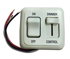 LED-Dimmer-Switch-12-volt-on-off-Light-RV-Motor-Home-Camper-Travel ...