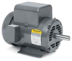 5 HP Electric Motor (single phase)