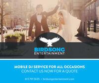 Birdsong Entertainment - Mobile DJ Service