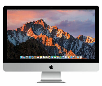 """iMac Slim 21.5"""" Retina 4K 2017 MNE02LL/A 3.4GHz i5 8GB 1TB Fusion Drive - NEW!"""