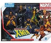 Uncanny X-men Action Figures