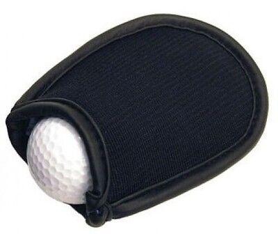 Black Ball Washer - New Black Green Go Golf Ball Pocket Ball Washer