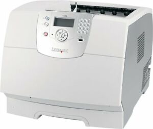 Lexmark Laser Printer w/ Bonus Ink Toner
