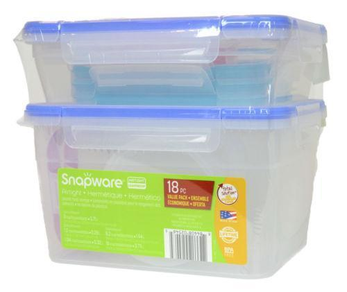 Airtight Food Storage Containers Ebay