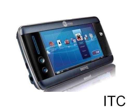 BenQ S6 Touchscreen Tablet PC, Windows XP and Wifi/3G, BenQ S6 Tablet PC