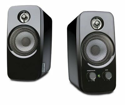 Creative Inspire T10 PC Lautsprecher Bass Speaker 2.0 7-9.3-5599 AUX
