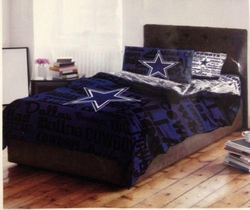 Dallas Cowboys Bedroom Decor: Dallas Cowboys Bedding