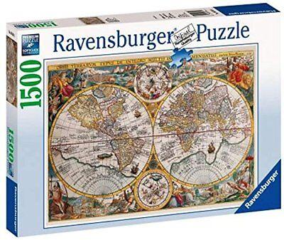 Mappamondo Storico - Puzzle