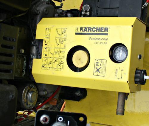Karcher Diesel Pressure Washer Ebay
