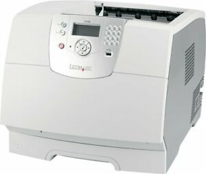 Like-New Lexmark Laser Printer with Bonus Ink Toner