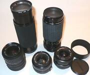 Canon FD Objektiv