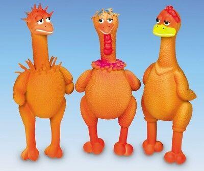 Latex Cool Chicken Hundespielzeug (Cool Hund Spielzeug)