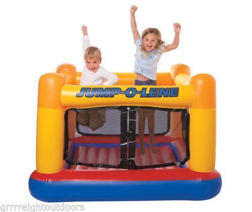 Inflatable Water Slide Rental Kansas City: Inflatable Kids Jumpers