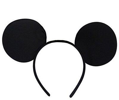 German Trendseller® - Micky Maus Ohren | Kostüm | Mäuserich Ohren | (Maus Ohren Kostüme)